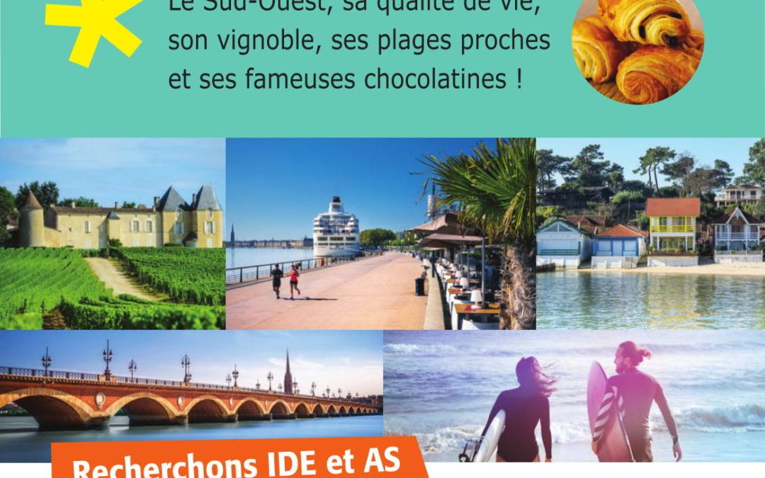 transicia santé recrute à  Paris !