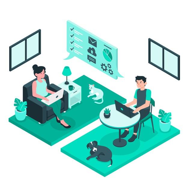 Confinement ou les impacts sur l'organisation du travail